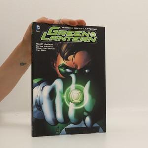 náhled knihy - Green Lantern. Pomsta Green Lanternů.