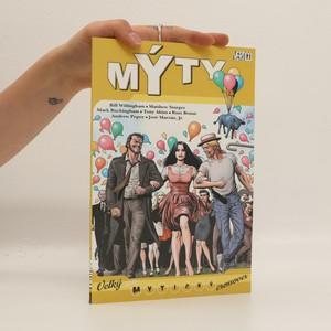 náhled knihy - Mýty: velký mytický crossover