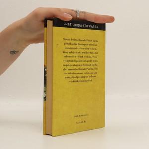 antikvární kniha Smrt lorda Edgwarea, 1993