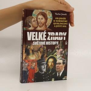 náhled knihy - Velké zrady světové historie