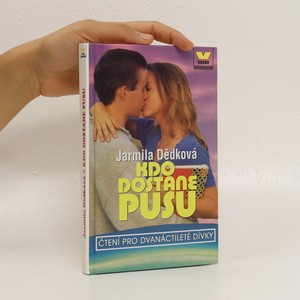 náhled knihy - Kdo dostane pusu