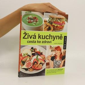 náhled knihy - Živá kuchyně, cesta ke zdraví