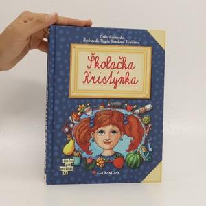 náhled knihy - Školačka Kristýnka