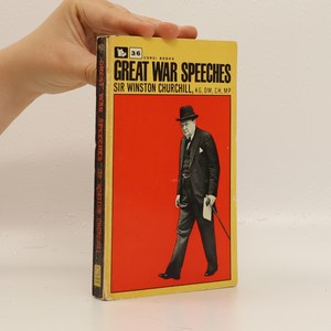 náhled knihy - Great war speeches