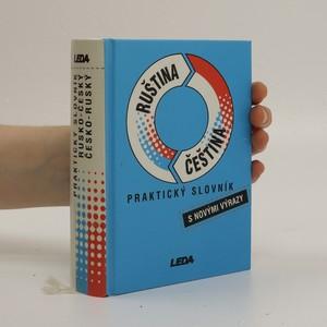 náhled knihy - Ruština-čeština : praktický slovník
