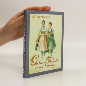 náhled knihy - Gabra a Málinka se učí latinsky