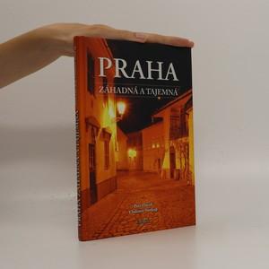 náhled knihy - Praha záhadná a tajemná