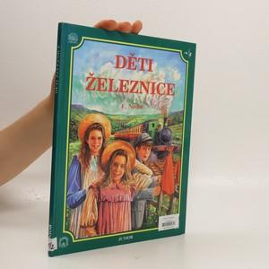 náhled knihy - Děti železnice