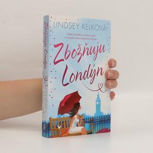 náhled knihy - Zbožňuju Londýn