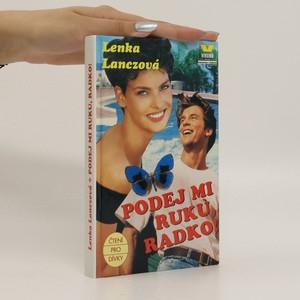 náhled knihy - Podej mi ruku, Radko!