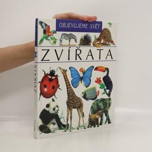 náhled knihy - Zvířata. Objevujeme svět