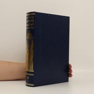 náhled knihy - Ottův slovník naučný. Dodatky Isl-Konkurence III, 1