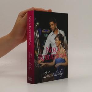 náhled knihy - Žhavé doteky