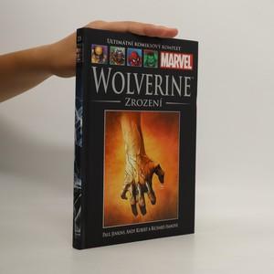 náhled knihy - Wolverine. Zrození