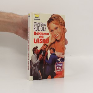 náhled knihy - Reklama na lásku