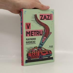 náhled knihy - Zazi v metru