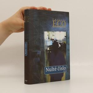 náhled knihy - Nulté číslo