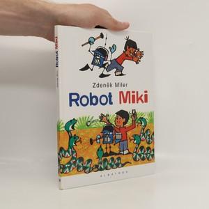 náhled knihy - Robot Miki