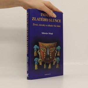 náhled knihy - Indiáni zlatého Slunce