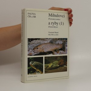 náhled knihy - Mihulovci a ryby. 1. díl