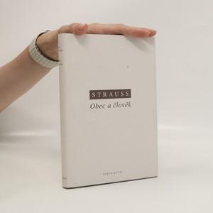 náhled knihy - Obec a člověk
