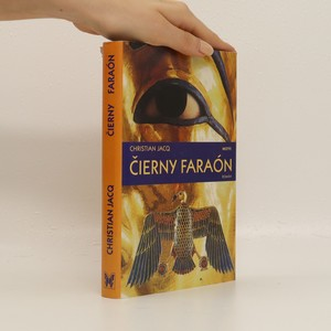 náhled knihy - Čierny faraón