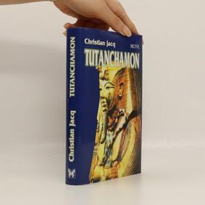 náhled knihy - Tutanchamon (slovensky)
