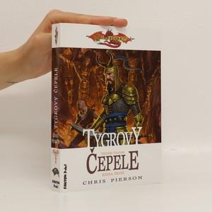 náhled knihy - Tygrovy čepele
