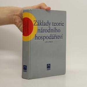 náhled knihy - Základy teorie národního hospodářství