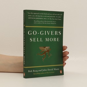 náhled knihy - Go-Givers Sell More