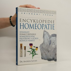 náhled knihy - Encyklopedie homeopatie