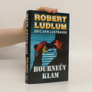 náhled knihy - Bourneův klam