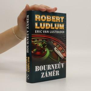 náhled knihy - Bourneův záměr