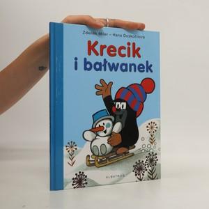 náhled knihy - Krecik i bałwanek