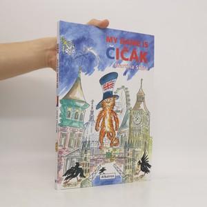 náhled knihy - My name is Čičák