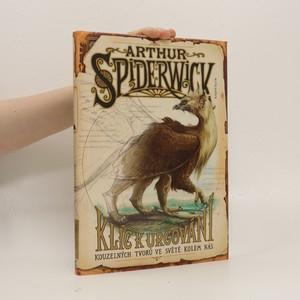 náhled knihy - Arthur Spiderwick: klíč k určování kouzelných tvorů ve světě kolem nás