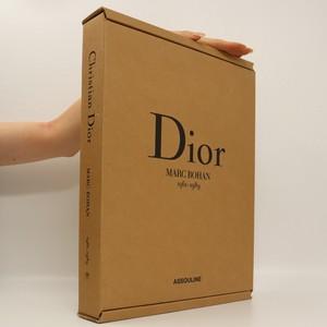 náhled knihy - Dior: Marc Bohan 1961-1989