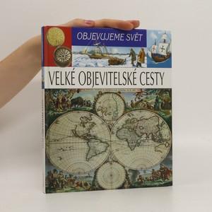 náhled knihy - Velké objevitelské cesty