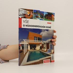 náhled knihy - Vše o nízkoenergetickém domě