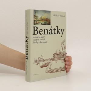 náhled knihy - Benátky. Literární toulky městem umělců, hudby a karnevalu