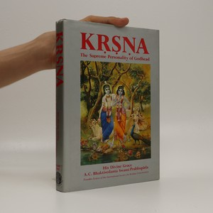 náhled knihy - Krsna : The Supreme Personality of Godhead