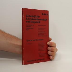 náhled knihy - Zeitschrift für Literaturwissenschaft und Linguistik