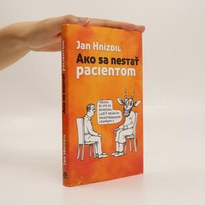 náhled knihy - Ako sa nestať pacientom