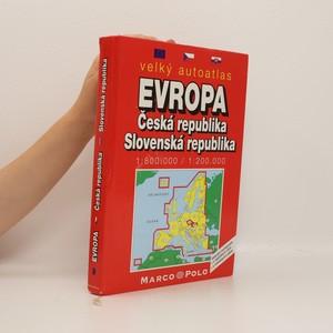 náhled knihy - Velký autoatlas. Evropa. Česká republika. Slovenská republika