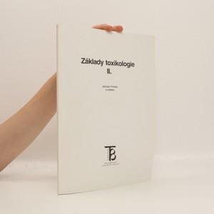 náhled knihy - Základy toxikologie