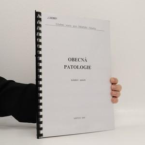 náhled knihy - Obecná patologie