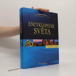 náhled knihy - Encyklopedie světa s atlasem světa