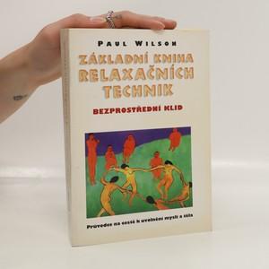 náhled knihy - Základní kniha relaxačních technik