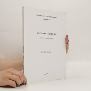 náhled knihy - Gastroenterologie