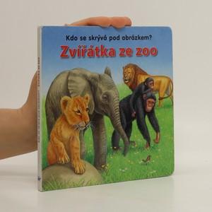 náhled knihy - Zvířátka ze ZOO